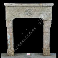 Antique Mantle CH 1022