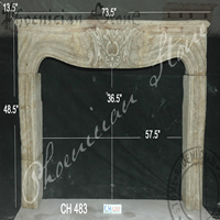 Antique Mantle CH 483