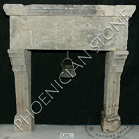 Antique Mantle CH 515