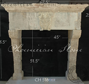 Antique Mantle CH 516