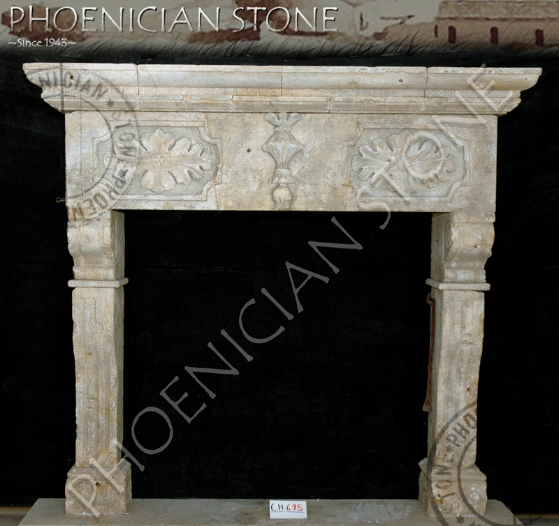 Antique Mantle CH 695