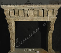 Antique Mantle CH 802