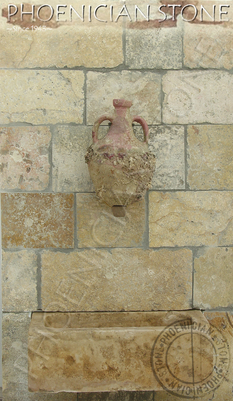 Biblical Stone© Reclaimed Wall Cladding (1000 years old)