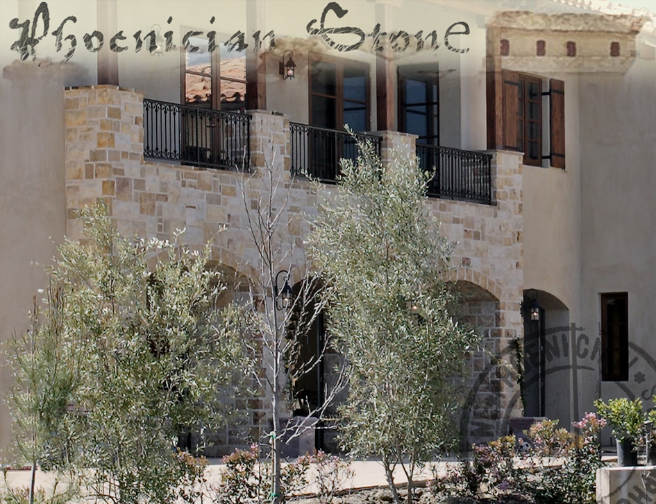 Tuscan Stone Wall Cladding New milled & clefted Limestone