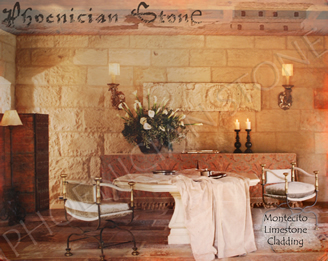 Montecito Stone© Walls Cladding (New)