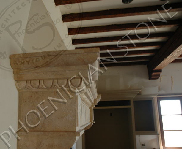 Di The 'Villa Anticata Bacchus' Kitchen Hood