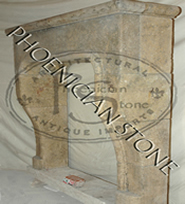 The 'Alsacienne' Fireplace Mantle