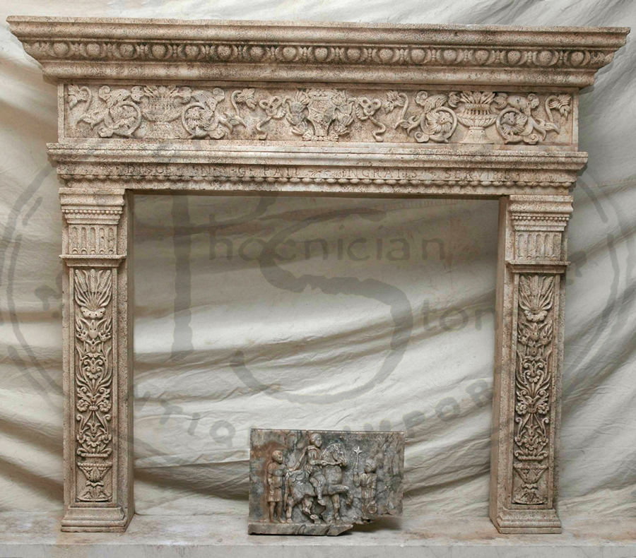 The 'Camina Di Servire' Mantle